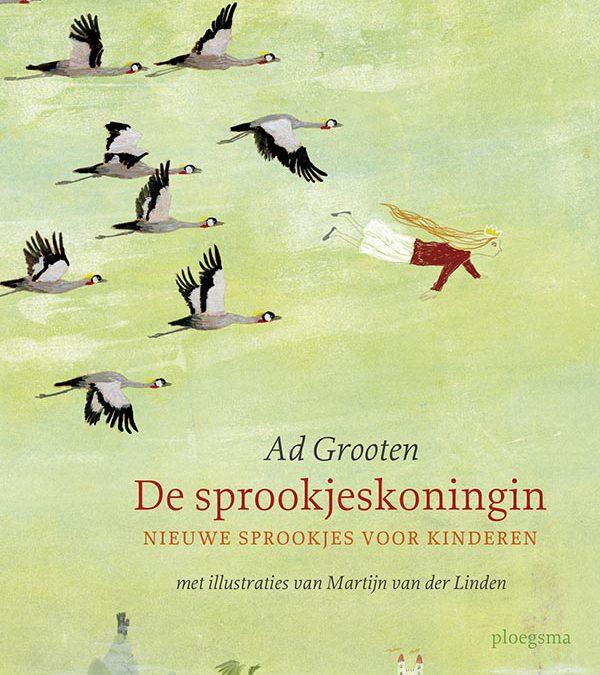 Sprookjesboek 'De Sprookjeskoningin'