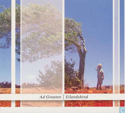 Mijn solo-album 'Eilandskind'