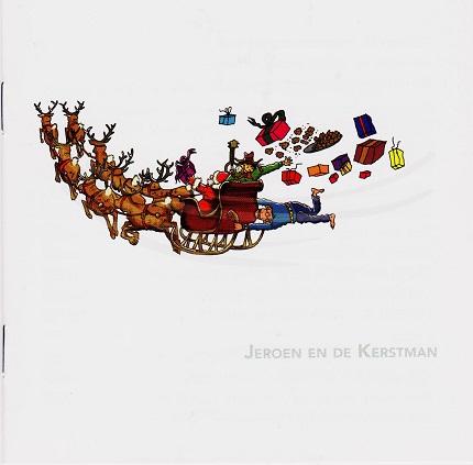Jeroen en de Kerstman