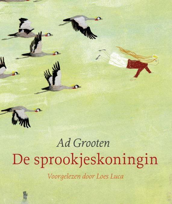 Het luisterboek van 'De sprookjeskoningin'