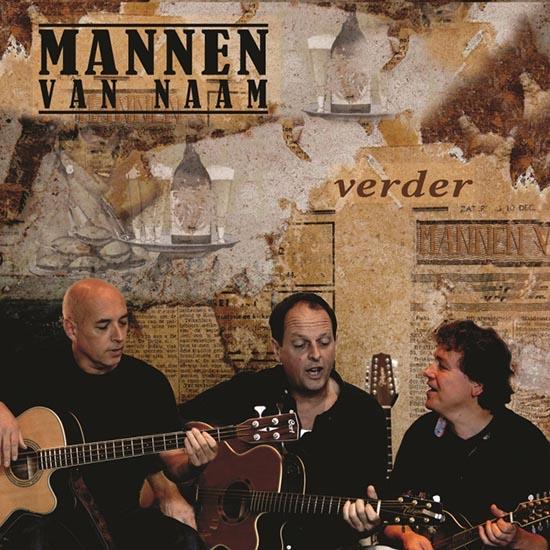 CD 'Verder' van Mannen van Naam