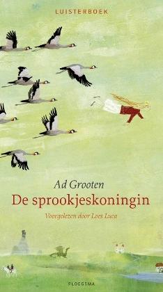 De Sprookjeskoningin (luisterboek)